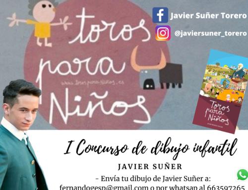 Concurs de dibuix infantil: Javier Suñer