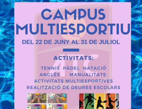 Campus d'estiu Algetenis