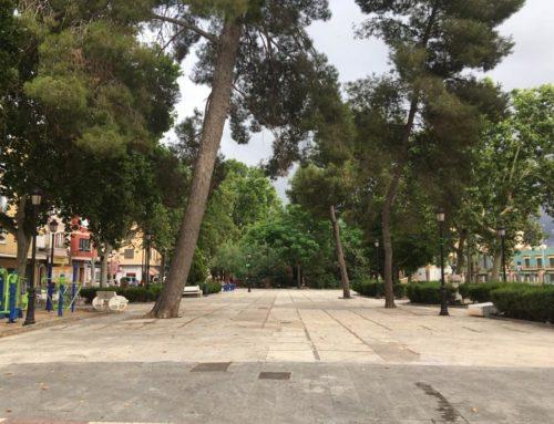 El parc Salvador Castell s'acabarà de reformar