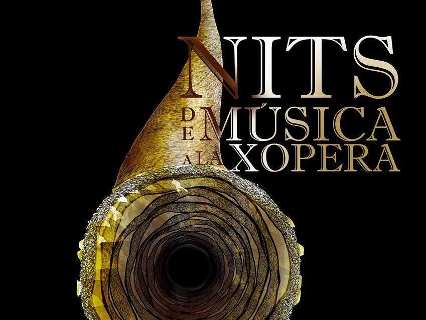 Nits de Música a la Xopera vicent nacher ferrero