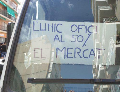 """El PP lamenta que l'alcaldessa """"castigue els venedors del mercat"""""""