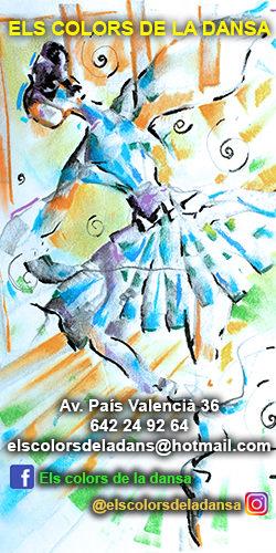 els colors de la dansa