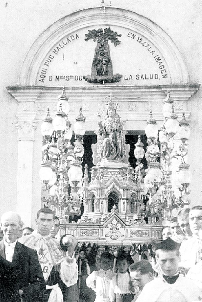 Segona Capella de la Troballa d'Algemesí (1568 – 1936)