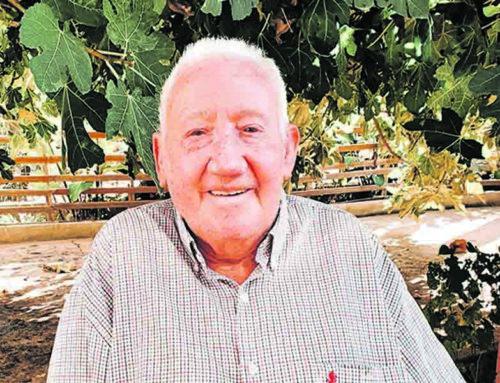 Julio Medrano, l'agüelet colomet