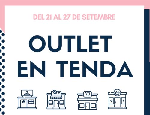"""24 comerciants s'uneixen al nou """"Outlet en Tenda"""""""