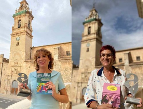 Paula Ferrer i Fina Girbés Premis Algemesí de Literatura Infantil
