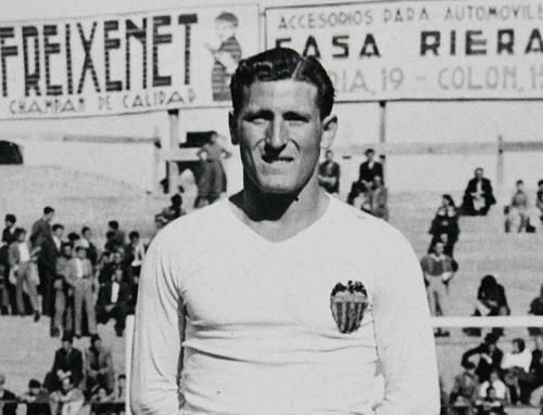 Enrique Esteve: El primer jugador d'Algemesí de primera divisió