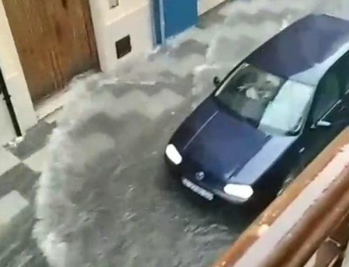 El Consell inicia el procés per a pal·liar els danys del temporal