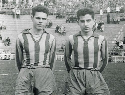 José Portalés, llegenda del Málaga C.F.