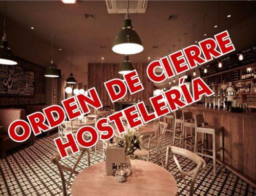 La Generalitat decreta el tancament total de l'hostaleria