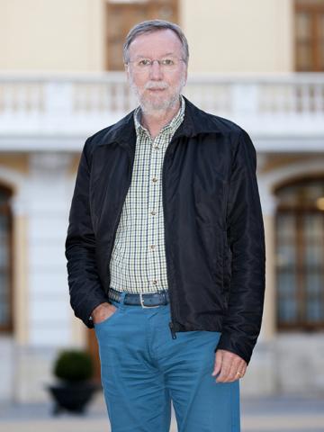 Emili Gregori Tarrazona. Alcalde d'Algemesí (1987-2007). Nº44 - nov 2015. MOISÉS CASTELL/Prensa2