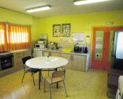 "aula ""llar"" del col·legi Alberto Tortajada. MOISÉS CASTELL/Prensa2"