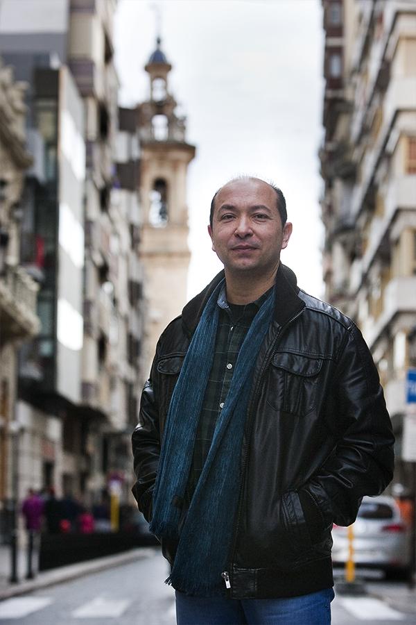 Juan Giménez Cerezo, compositor. Nº6 - gener 2016. MOISÉS CASTELL/Prensa2