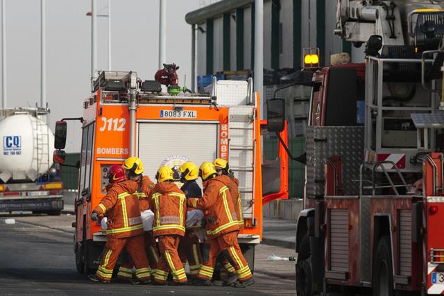 Explosió a Biocom. Nº47 - febrer 2016. MOISÉS CASTELL/Prensa2