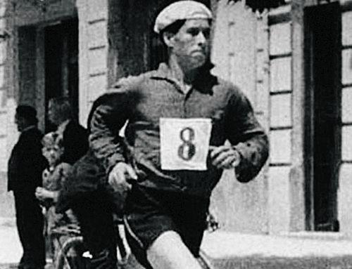 José Blay, l'algemesinenc que va perdre l'avió als Jocs Olímpics