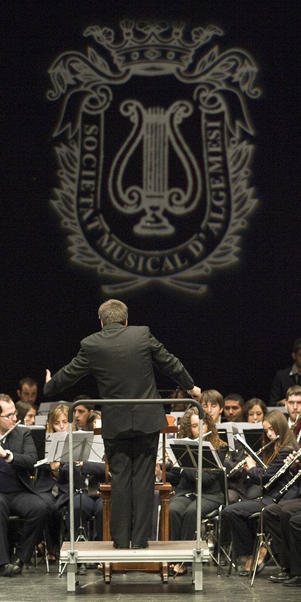 Societat Musical d'Algemesí. Nº2 - desembre 2011. MOISÉS CASTELL/Prensa2