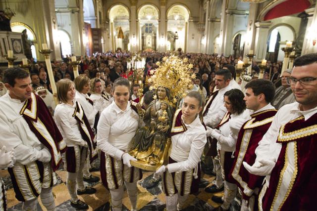 5é aniversari de la declaració de Patrimoni de la UNESCO. Nº56 - desembre 2016. MOISÉS CASTELL/Prensa2