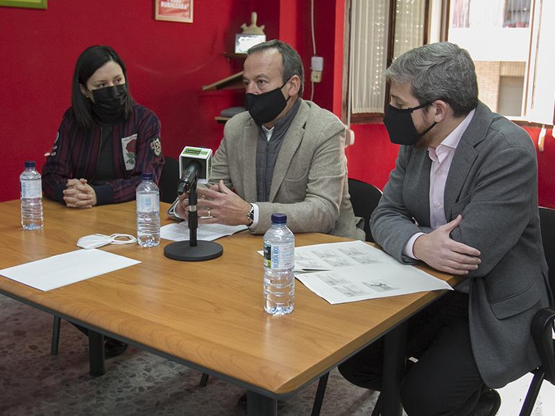 marta trenzano pedro ruiz castell vicent sarria presupeustos algemesi agencia prensa2 moises castell