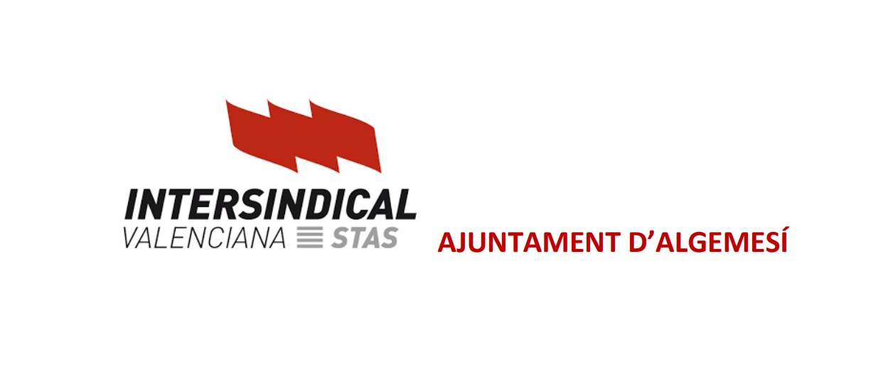 INTERSINDICAL algemesi