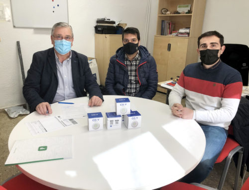 AGC millorarà l'aire del CIPFP Luis Suñer