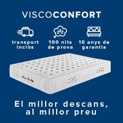 viscoconfort colchones delax