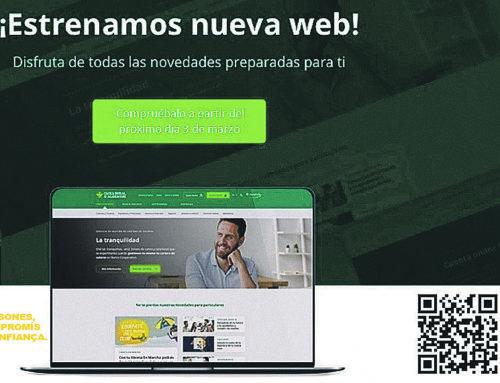 Caixa Rural d'Algemesí renova la web comercial
