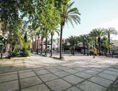 Primers passos per a dur a terme la reforma del Parc Salvador Castell