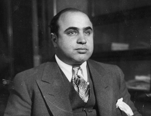 Com a Al Capone