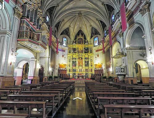 Un recorregut virtual per la basílica de Sant Jaume Apòstol d'Algemesí