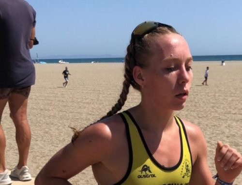 Claudia Bresó finalitza la seua temporada