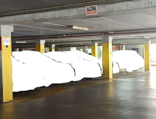 Problemàtica d'aparcament a l'Hospital de La Ribera