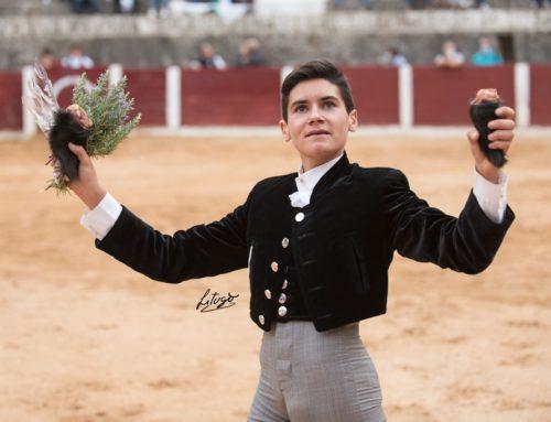 Juan Alberto: dos orelles, naturalment…