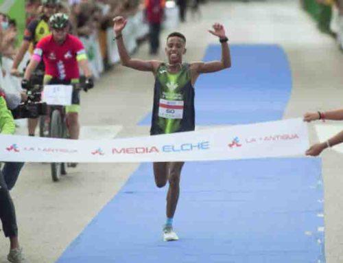 Youssef Ben Hadi guanya la marató d'Elx